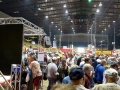 several buildings housed vendor exhibits at Hamvention