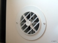 hot new vent with damper