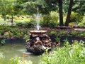 Fountain in the Munsinger Gardens