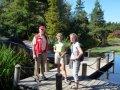 Touring Van Dusen Gardens