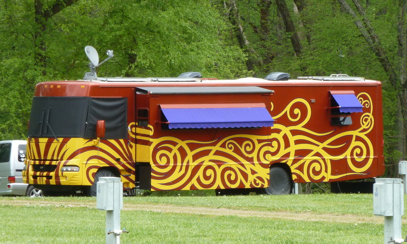 Will Paint Stick To An Aluminum Rv Dreamstreamr Odyssey