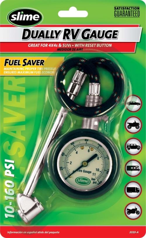 picture of tire pressure gauge