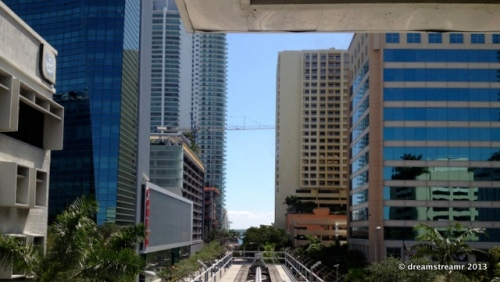 view of Miami buildings