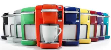 picture of k-cup coffee makers