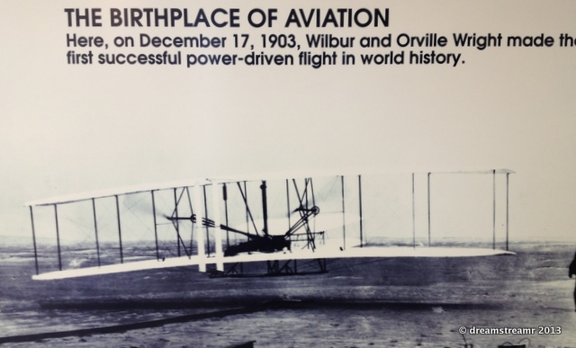 Wright Bros iconic photo